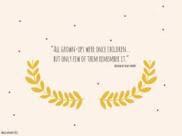 Quotes About Children Growing Up Unique Growing Up Isn't A Problem Forgetting Is On We Heart It