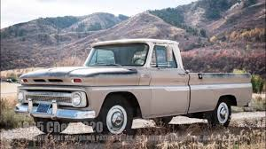 1965 Chevy C20, ONE OWNER, CALIFORNIA PATINA TRUCK, Original Paint ...