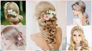 تسريحات شعر للعروسة تجنن مناسبة للصيف بنات حوا