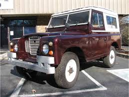 1970 Land Rover 88 Series II for Sale   ClassicCars.com   CC-1059863