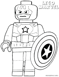 Free Printable Coloring Pages Lego Movie Betterfor