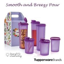 fit to viewer prev next tupperware stor and pour gift set