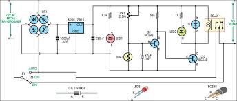 learningelectronics net Street Light Photocell Diagram Wiring Diagram For Photocell Light #23