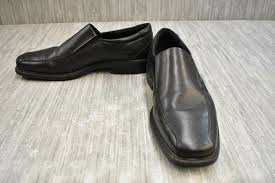 Купить <b>ECCO New Jersey</b> 051504 Bike Toe Leather Loafers, на ...