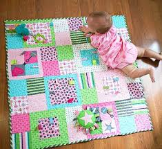 Baby Blanket Patterns To Sew Citrus Mint Free Baby Quilt Pattern ... & Free Fat Quarter Friendly Quilt Patterns Allpeoplequiltcom Baby Boy Quilts  Patterns Applique Pinterest Baby Quilts Patterns Adamdwight.com