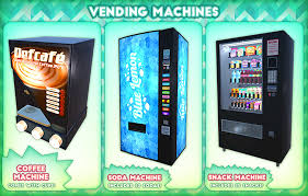 Snack Tower Vending Machine Reviews Fascinating Vending Machine Pack Asset Store