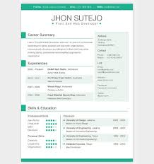free resume download for mac cute resume templates