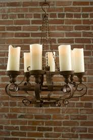 cool led candle chandelier 7 sealrs com battery operated mini lights