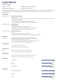 Sales Manager Objective Statement 40 Manager Resume Examples Skills Job Descriptions Tips