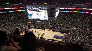 Vivint Smart Home Arena Section 129 Home Of Utah Jazz