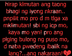 Naracmangchat Friends Quotes Tagalog Mesmerizing Tagalog Quotes About Friendship