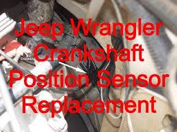 crankshaft position sensor (ckp) replacement 99 jeep wrangler sahara Wiring Harness 98 Jeep TJ Sahara at Ckp Sensor Wiring Harness Jeep Tj