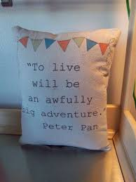 peter pan nursery theme nursery pillow handmade peter pan e nursery decor kids room decor ornament peter pan nursery