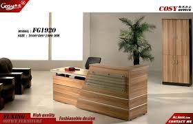 reception table design for office. wooden reception desk guangdong table made in china design for office