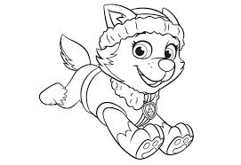 Nick Jr Coloring And Other Paw Patrol Printables Coloringgirls