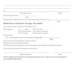Doctors Note Kaiser Permanente Kaiser Doctors Note Resume Statement Kaiser Doctors Note