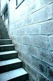 can mold grow on concrete walls how to paint concrete basement walls black mold on concrete