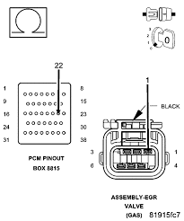 i have a 2004 dodge ram 1500 the engine code po 404 k34 egr signal circuit high resistance