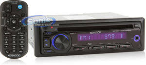 kenwood kdc mp245 kdcmp245 in dash cd mp3 wma car stereo product kenwood kdc mp245