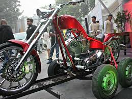 big dog motorcycle launch k9 red chopper in india for rs 59 lakh