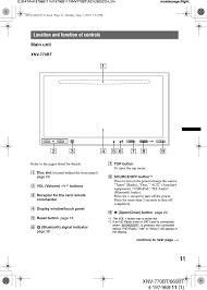 sony xnv 660bt wiring diagram sony wiring diagrams collection sony cdx-gt56ui set clock at Sony Cdx Gt56ui Wiring Diagram