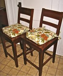 our crafty home kitchen chair cushions seat cushions for wooden kitchen chairs