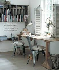 Home officevintage office decor rustic Industrial French Inspired Office Tidbitstwine 18 18 Fabulous French Inspired Home Offices Pinterest 18 Fabulous Frenchinspired Home Offices Studios And Artists