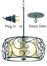 plug in swag pendant light swag light plug in plug in swag lamp plug in swag