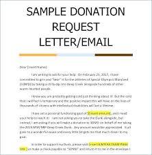 Format Of A Sponsorship Letter Best Business Sponsor Letter Template Business Donation Letter Template
