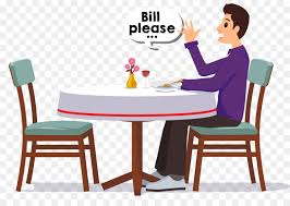 restaurant table clipart. Perfect Table Cafe Restaurant Table Customer Clip Art  Table Throughout Clipart