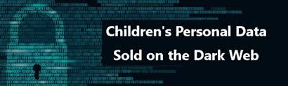 Childrens Personal Data Includes Names Phone Numbers