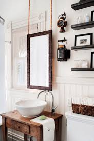 Collect this idea hanging-wood-mirror