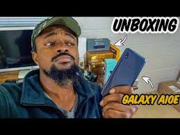 samsung galaxy a10e quick update