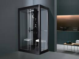 luxury high quality computer controlled steam sauna shower cabinet room  m8285
