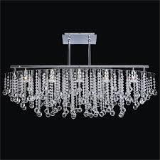 crystal rain chandelier crystal rain 565bm12sp 7c