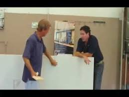 how to half wall countertop bar installation with backer boards