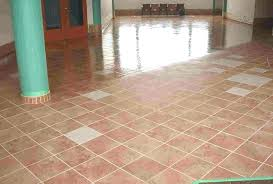 how to seal tile floor