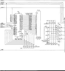 pub cbm schematics index cbm ii lp schematic p10 left side keyboard port rs232c 8256043 10of14 right gif cbm ii lp schematic p10 right side keyboard port rs232c