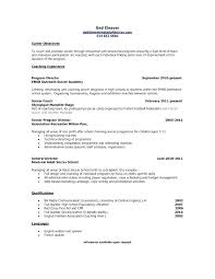 Coaching Resume Samples Fascinating Basketball Coach Resume Example Alluring High School Baseball Coach