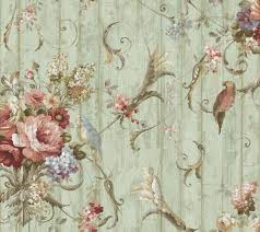 vintage french country wallpaper - Google Search