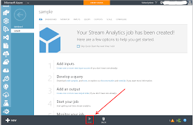 eventhubs azure stream analytics not processing data from event hubs to