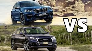 2018 audi vs bmw. exellent 2018 2018 bmw x3 vs audi q5 intended audi bmw