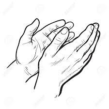 Circuit hands symbol of applause bravo