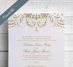 invitation t 26 vintage wedding invitation templates free sample example