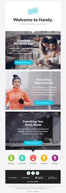 Great Email Marketing Design Examples The Best Email Designs In The Universe That Came Into My