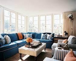 blue sofa ideas living room inspiration
