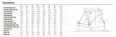 Cannondale Caad12 Size Chart Cannondale Caad12 Size Chart