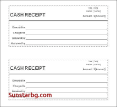 Small Business Receipt Template – Custosathletics.co