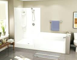 decoration bathtubs shower combo interesting bathtub combos the home depot