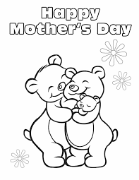 Small Picture Top 20 Free Printable Mothers Day Coloring Pages Online Happy
